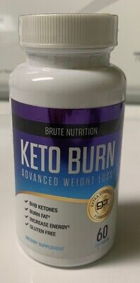 $9.99 • Buy Brute Nutrition Keto Burn Advanced Weight Loss 60 Caps Exp 5/2021 Extra Strength