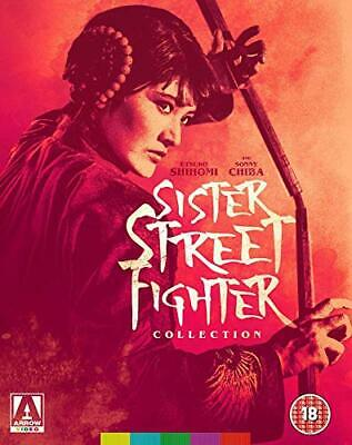 £23.13 • Buy SISTER STREET FIGHTER COLLECTION [DVD][Region 2]