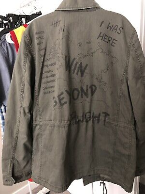 $ CDN144.99 • Buy New Limited Edition Alpha Industries Revival Field Jacket Mens Large M65 M51