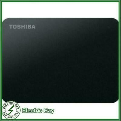 AU84 • Buy Toshiba 1TB Canvio Basic External Hard Drive HDD Portable Black 2.5  USB 3.0 NEW
