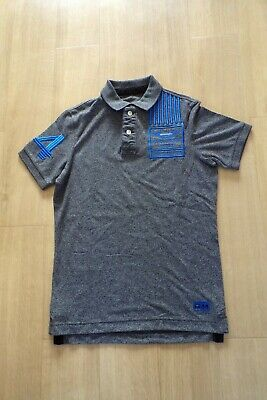 GENERATION AMR ASTON MARTIN RACING TEAM ISSUE POLO SHIRT MENS MEDIUM By SUPERDRY • 20£