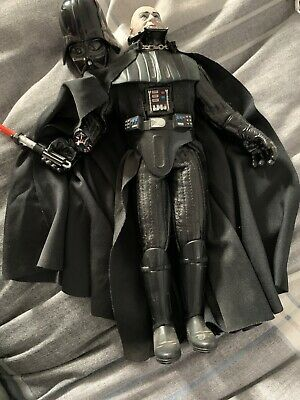 £240 • Buy Darth Vader Figure Removable Helmet And Hand