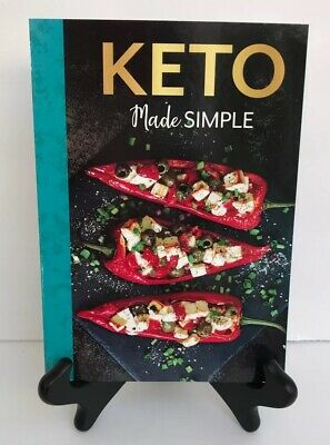 $5 • Buy NEW! Keto Made Simple Cookbook With Pictures