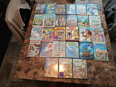 $ CDN17.99 • Buy DVD Lot Of Family/Children's Movies Region 1------27 DVDs ISOLATION SPECIAL!!!
