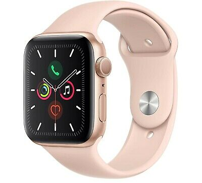 $ CDN585.25 • Buy NEW-SEALED Apple Watch Series 4 44 Mm GPS Gold Case With Pink Band
