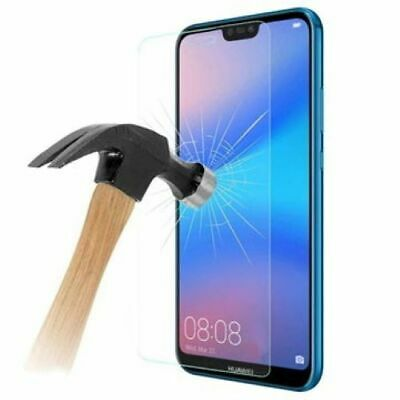 AU4.59 • Buy Transparent Clear Tempered Glass Screen Protector For Huawei  Y9 Prime 2019