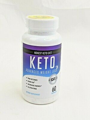$9.99 • Buy Honest Keto Diet - Keto Advanced Weight Loss - 60 Capsules SEALED EX: 01/2021