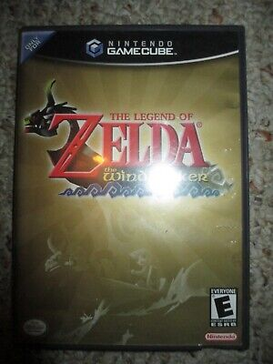 $46.99 • Buy Legend Of Zelda: The Wind Waker (Nintendo GameCube, 2003) W/ Case Original