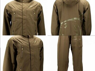 Nash Tackle Waterproof Carp Fishing Range Choose From Jacket And Trousers • 84.99£