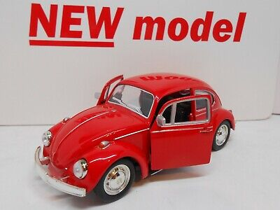 Toy Car Vw Beetle Classic Toy Car Boy Girl Dad Easter Present Gift New! • 7.95£