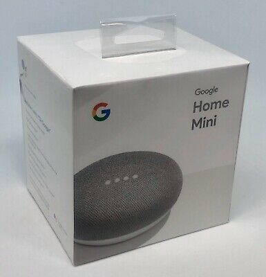 AU64.99 • Buy Google Home Mini Smart Assistant - Chalk - Brand New - Sealed
