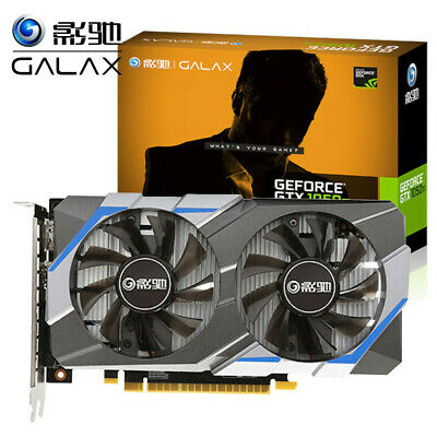 $ CDN211.11 • Buy GALAXY GeForce GTX 1050 Ti 4GB GDDR5 DVI-D HDMI DP 1.4 Gaming Graphics Card