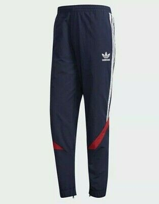 $ CDN75 • Buy New Mens Adidas Sportive Track Pants Blue (ej0952) Size Small Authentic!