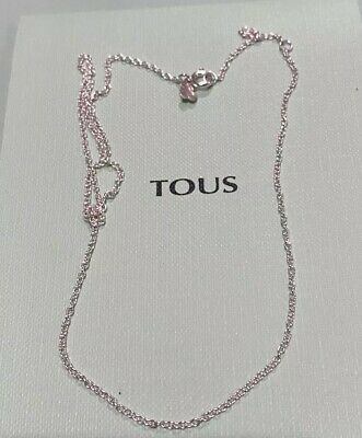 $35 • Buy Tous Chain Sterling Silver ! 45CM❤️✨✨