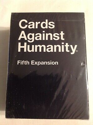 AU10 • Buy Cards Against Humanity 5 Expansion New Sealed