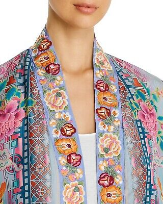$149 • Buy $330 Johnny Was Collection NOVA FLORAL KIMONO NWT Sz L