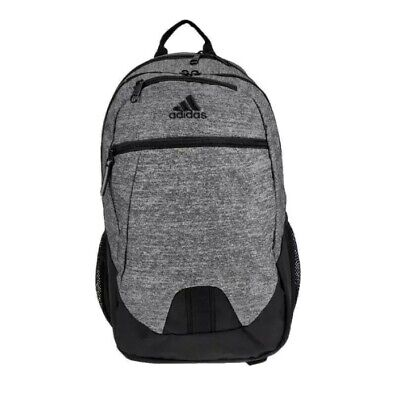 $52.80 • Buy Adidas Foundation V Laptop Backpack Black Gray 20  Hydroshield