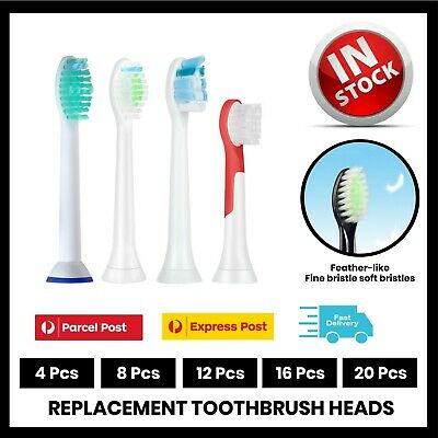AU7.99 • Buy 🔥Philips Diamond Clean Compatible Sonicare Toothbrush Replacement Heads Refill