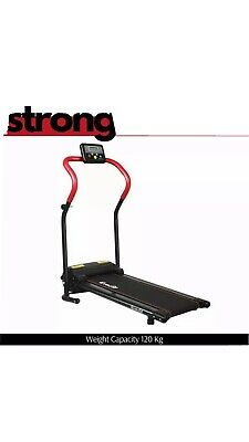 AU122.50 • Buy Compact Motorized Electric Folding Treadmill