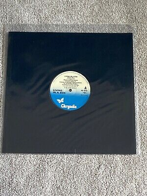 Living In A Box - Living In A Box - 12  Vinyl Single... • 1.50£
