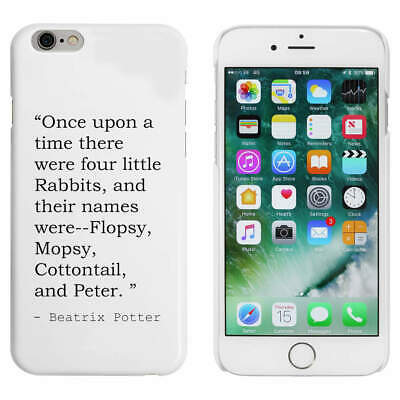 Quote By Beatrix Potter Mobile Phone Cases / Covers (MC107218) • 8.99£