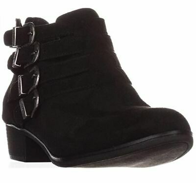 $69.98 • Buy American Rag Womens Sz 8M Darie Strappy Ankle Boots