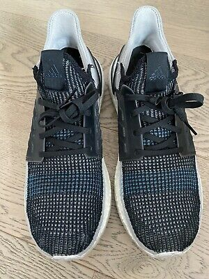 $ CDN19.80 • Buy Adidas Ultra Boost Mens Size 11 Black Grey Preowned Running Shoes