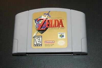 $10.50 • Buy The Legend Of Zelda: Ocarina Of Time (Nintendo 64, N64, 1998) AUTHENTIC, TESTED