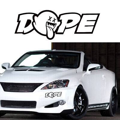 $ CDN1.40 • Buy Funny JDM Dope Car Truck Window Drift Illest Vinyl Decal Car Sticker Exterior Y