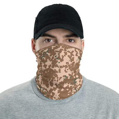 $24.95 • Buy Danish M84 Desert Camouflage Neck Gaiter