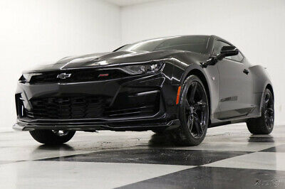 $46423 • Buy 2020 Chevrolet Camaro MSRP$50495 2SS Sunroof Leather 6.2L Black Coupe New Standard Heated Cooled Seats Blacked Out Keyless Carplay 19 2019 20 Manual