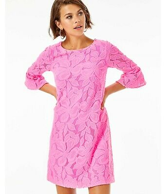 $108 • Buy Lilly Pulitzer Ophelia Swing Dress, Prosecco Pink