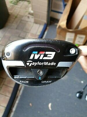 AU179.99 • Buy Taylormade M3 4 Hybrid 21* Rescue Utility Golf Club Men Right Hand Graphite Used
