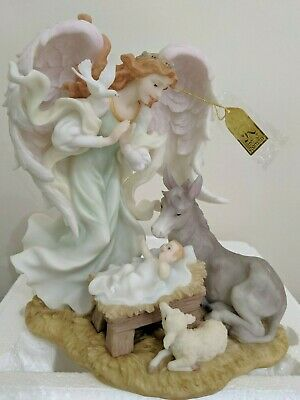 $75 • Buy Seraphim Classic Glory Angel Signed By Artist Gaylord Ho Dealer Exclusive 7 1/2