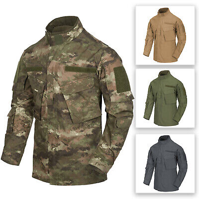 £39.75 • Buy HELIKON TEX Shirt CPU Uniform Tactical Army Combat Special Forces Jacket RipStop