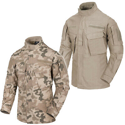£39.75 • Buy HELIKON TEX Shirt CPU Uniform Tactical Army Combat Special Forces Jacket Cotton