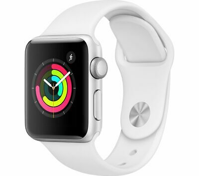 $ CDN240 • Buy Apple Watch Series 3  38mm Aluminium - NEW SEALED