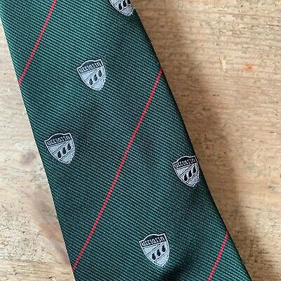 £4.99 • Buy  Worcestershire County Cricket Tie - Green 3 Pears