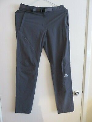 Mountain Equipment Commici Womans Pant / Trousers Size 10 Grey • 45£