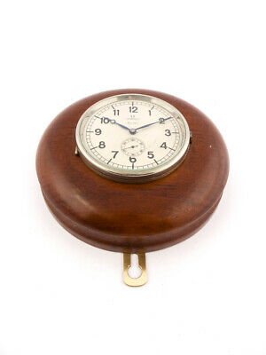 £1609.36 • Buy Omega Table Or Desk Clock With 8 Days Swedish Military In The 30ies
