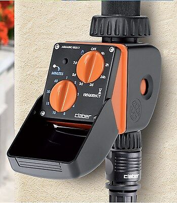 Claber Aquauno Select 8423 Drip Irrigation Water Timer. • 39.99£