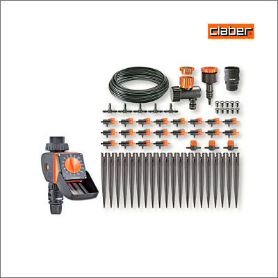 Claber Drip Irrigation Timer Kit 20 Logica. Model 90766 (includes Water Timer) • 45.50£