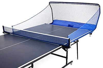 AU63.65 • Buy Ping Pong Table Tennis Catcher Net Portable Return Board Training Practice Set