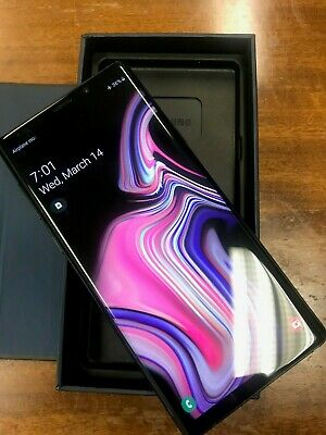 $ CDN1036.65 • Buy Samsung Galaxy Note9 SM-N960U 128GB - Black Verizon Immaculate Mint Condition