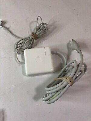$45 • Buy Genuine Apple MacBook Pro 85W MagSafe AC Adapter Charger A1343