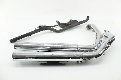 $250 • Buy 02-09 Harley-davidson Sportster 883 Vance And Hines Full Exhaust System Headers