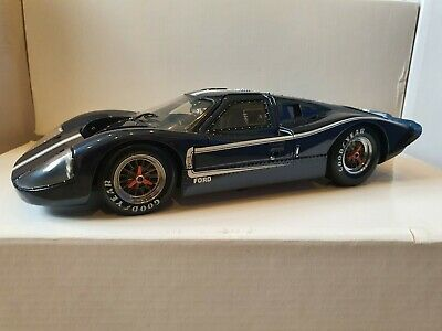 Exoto Ford Gt40 Mk Iv Prototype Retired Limited Edition 1/18 • 584.99£