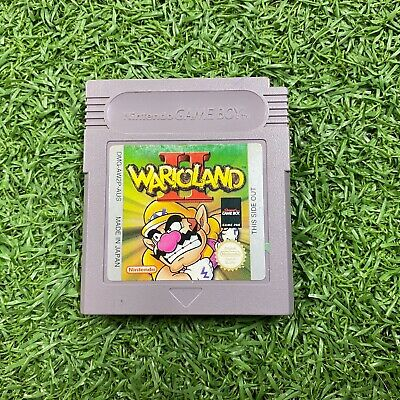 AU39 • Buy Wario Land 2 - Nintendo Game Boy (cartridge Only)