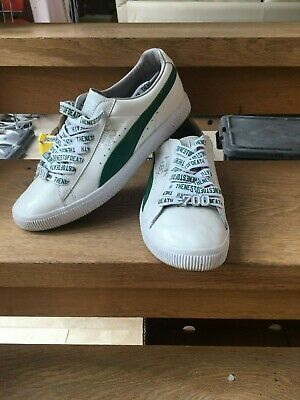 Puma Ubiq Clyde Level 700 - Veteran Philly Stadium - White - Uk 8 - Ex Con • 29.99£