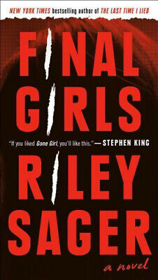 $13.30 • Buy Final Girls By Riley Sager.